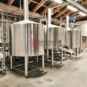 10BBL Conical Commercial Stainles Steel Beer Brewing Equipment Fermenting Vessels for Sale