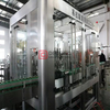 carbonated soft drink filling packaging plant automatic craft beer canning machine production line