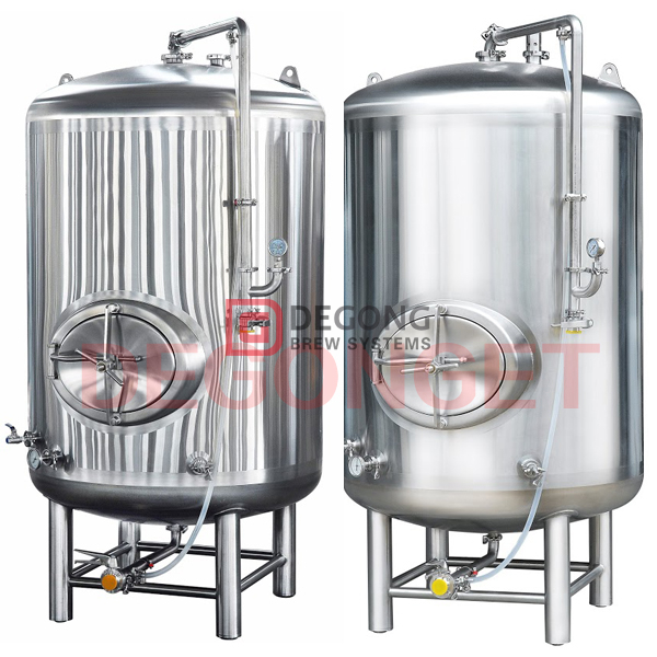 500L Restaurant Micro Beer Brewing System Brewpub Small Size Beer Brewery Equipment
