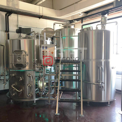 10BBL Factory Supply commercial used micro brewery Beer Brewing Equipment for brewery used