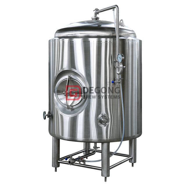 10BBL Stainless Steel Commercial Conical-Bottom Fermenter (Unitank) Sanitary Listing