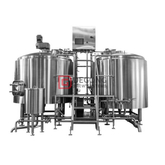500L Craft/restaurant/commercial/industrial Beer Brewhouse Equipment for Microbrewery