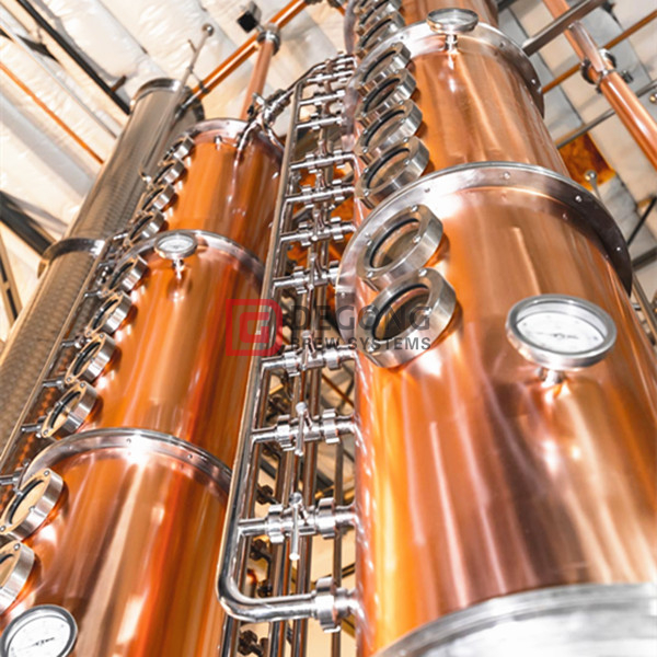 1500L Gin Whiskey rum distilling equipment for sale