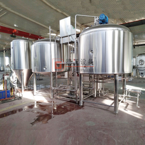10HL Brewery Equipment Pricelist Commercial Used SUS304/316 Beer Processing System for Sale