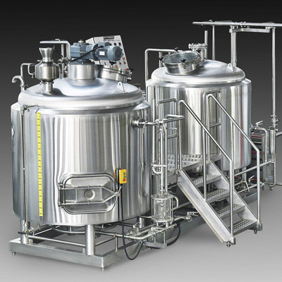 10BBL Industrial Commercial Steel High Quality Beer Brewing Equipment for Sale