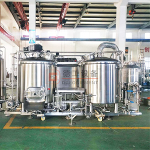 7BBL/10BBL/15BBL Primium Quality Stainless Steel 304 Industrial/craft Brewhouse