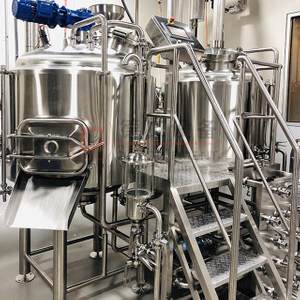 200L 300L 500L 1000L Craft Micro Brewery Brewhouse Automated Eletric Home Brewing System