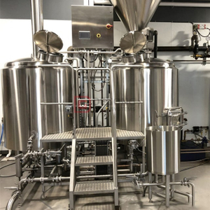 1200L SS Conical Fermentation Craft Brewhouse Brewery Equipment