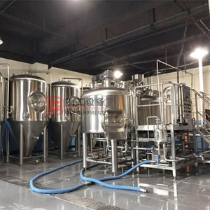 800L craft brewing system beer making equipment unit custom-made For all regions of the world