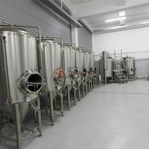 medium scale 500L macro brewery equipment sold in Britain, Italy, Finland, Sweden, Spain, etc.