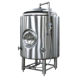 Expand The Large Brewery Need To Buy Commercial/craft SUS304 Bright Beer Tank