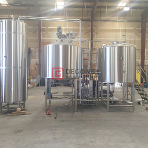 Standard Brewhouse 1BBL-15 BBL quality brewing system with insulation,jacket,double layer