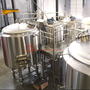 Buy 600L Turnkey CE ISO Brewhouse Home Brew Beer Equipment for Sale in US