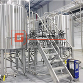 3BBL-20BBL Commericial Craft Best All in One Brewing System High Quality Supplier Near Me