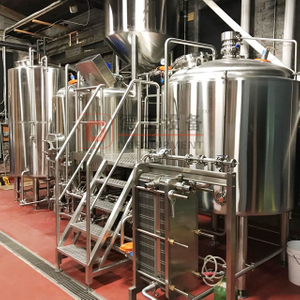 600L Best Commercial Brewing Equipment Price 3 Vessels Brew System for Sale Europe