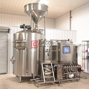 10BBL(1200L) Automatic Brewery Equipment Beer Conical Fermentator Beer Making Suppliers Near Me