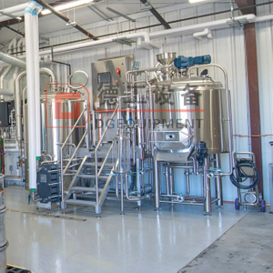 5BBL China A Set of Turnkey Brewhouse System Customized Beer Mechine for Sale