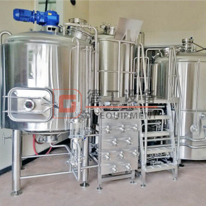 600L Craft Brewhouse System/mash System for Turnkey Commercial Brewery Equipment for Sale