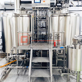 1500L Craft Commercial Turnkey Stainless Steel Microbrewery Equipment Beer Making Supplies