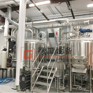 600L Automatic Craft beer Brewery Equipment for Sale