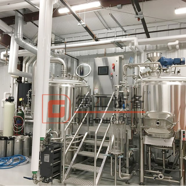 800L Reataurant Pub Hotel High Quality Micro Brewery Equipment
