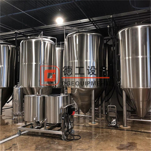 600L Bars/hotels/shopping Centers Craft Commercial Brewery Equipment