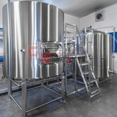 10BBL Semi-automatic stainless steel commercial brewery/personal brewpub used beer brewery equipment