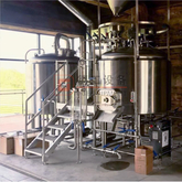 600L Turnkey Brewing System Micro Beer Brewery Equipment for Commercial Brewery Sale