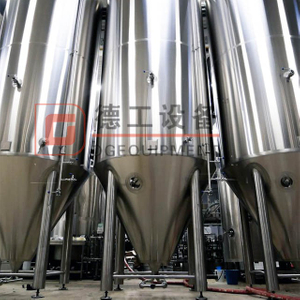 2000L (20HL) Beer Making Stainless Steel 304 Craft Brewery Equipment for Fermentation Tank Europe