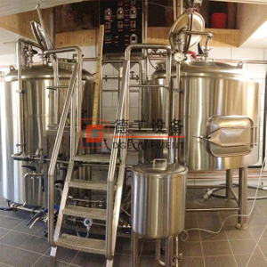 600L/6HL Nano Brewery System Brewpub Restaurant Customized beer making equipment for sale