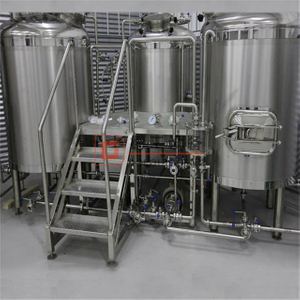 500L-2000L stainless steel brewhouse system commercial brew kettle new for sale