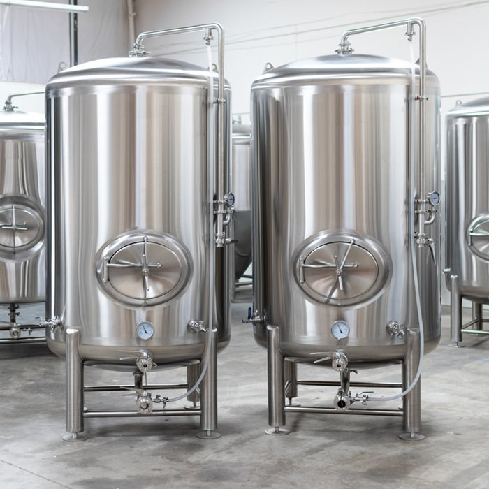 600L All Grain Brewing Equipment Craft Bright Beer Brewery Equipment with Barley/wheat/malt