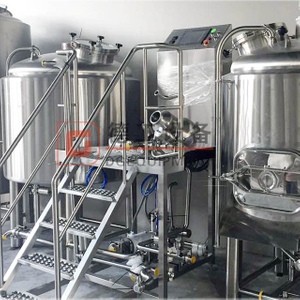 10HL Superior Quality Food Grade Stainless Steel 304 Fresh Beer Brewing Equipment 1000L Craft Brewery