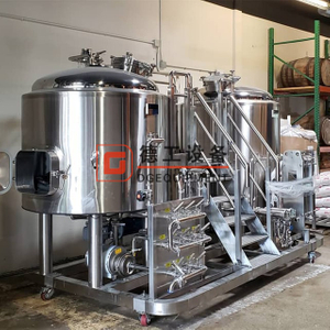 500L commercial craft micro brewhouse equipment/brewhouse system for sale