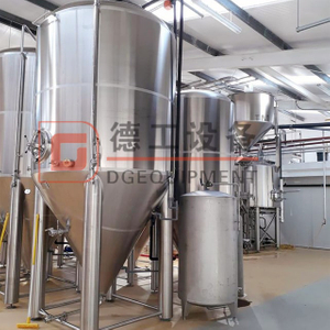 700L 7BBL China The Best Technology Beer Equipment High Quality Professional Craft Dimple Jacket SUS304 Fermentation Vessel