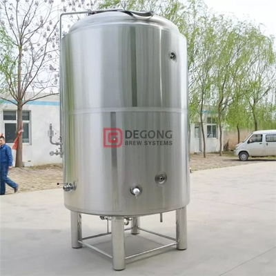 7bbl Stainless Steel Commercial Craft Beer Horizontal Lagering Tank Maturation Tanks EURO for Sale