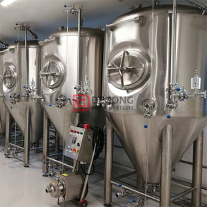 Standard quality 10BBL fermentation tanks sus beer brewing equipment top seller