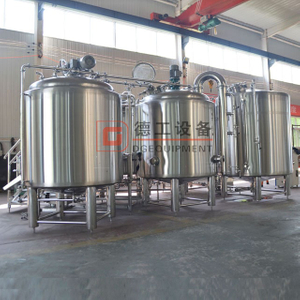 600L A Set of Turnkey Hotel Bar Commercial Brewhouse Brewing