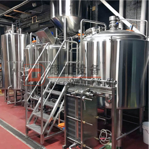 1000L Commerical Craft Brewery Equipment High Economic Efficiency Brewing System for Sale