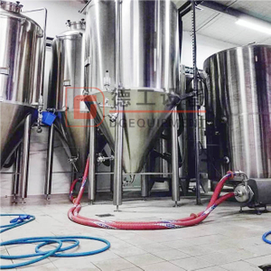 600L Turnkey Nano Brewery Equipment for Fermentation Vessel Good Quality Brewing Equipment