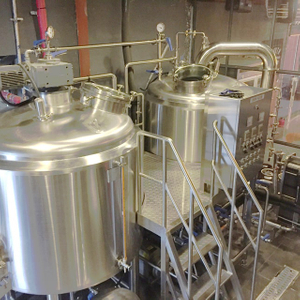 1000L Commercial Jacket Craft SUS304 Beer Brewery Equipment