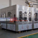 3in1 Industral Automatic 24 Heads Bottling Line for 300ml 500ml