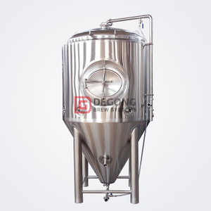 15BBL Automated Conical Beer Brewery Fermentation System