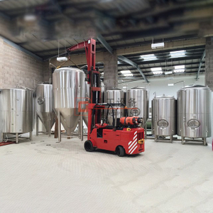 craft brewery equipment 15 barrels fermenters, brite tanks,seving tanks how to select brewing equipment
