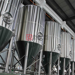 10BBL SUS304/316 brewery manufacturer Fermentor / Unitank for sale