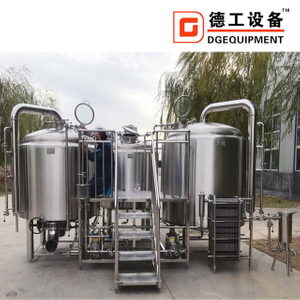 600L Bar/hotel/pub Professional Beer Brewery Equipment