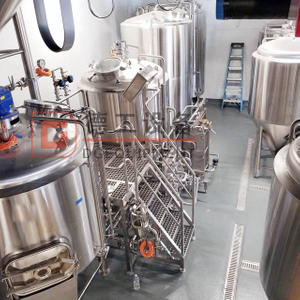 1000L Stainless Steel Stout Beer Brewing Plant Used in Brewery ,Pub,Restaurant for Sales
