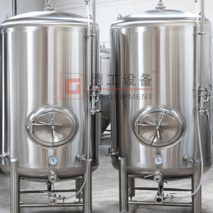 500L Hotel/beer Bar/ Cafeteria Craft Commercial Bright Beer Tank
