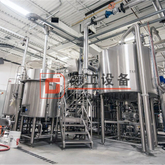 10BBL(1200L) Industrial Craft Stainless Steel304 Satisfactory Price Beer Brewing Supplies Near Me